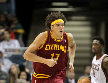 IF he can stay healthy, there's no reason for Cleveland to deal Varejao.