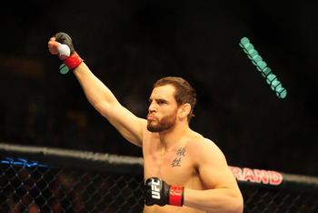 Fitch is back on track following a knockout loss to Johny Hendricks.