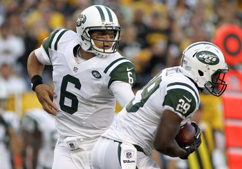 Powell's two fourth quarter TD's sealed the Jets 27-13 win.