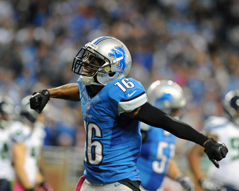 Titus Young's days in Detroit could be numbered.