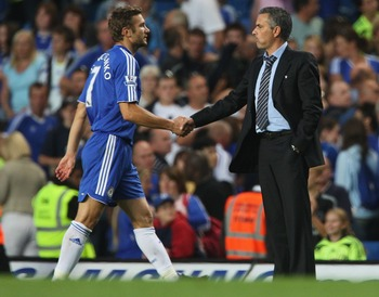 Jose Mourinho has been the only coach to have been given time to settle in at Stamford Bridge.