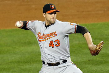 Jim Johnson leads the best bullpen in the division.