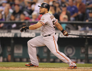 Melky returns from suspension to become the divisions best LF.