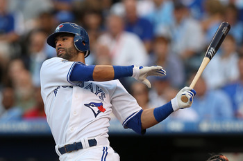 Bautista is the best right fielder in the AL East