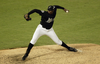 Dontrelle Willis won the NL Rookie of the Year in 2003.