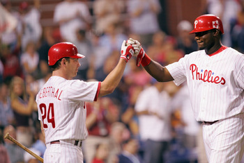 Ryan Howard won the NL Rookie of the Year in 2005.