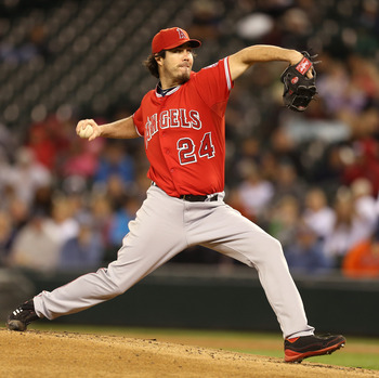 Dan Haren struggled last season but he still has some gas in the tank and could make a great back-end starter.
