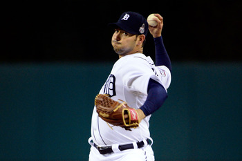 Anibal Sanchez has been underrated for most of his career and can provide another solid arm in the Nats' rotation.