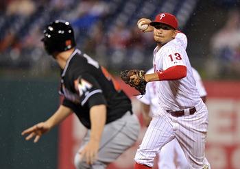 Galvis caught a tough break in 2012 and infield positions could be up for grabs in 2013