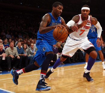Carmelo Anthony has led the charge for the defensive-minded Knicks.