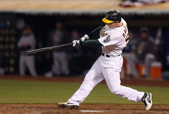The A's can't afford to lose the production Stephen Drew brought.