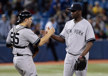 Rafael Soriano saved the Yankees' season by doing his best Mariano Rivera impression in 2012.