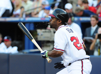 Michael Bourn would be the answer the Dodgers' prayers for a leadoff hitter.
