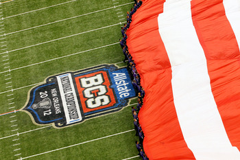 The two spots in the 2013 BCS National Championship game are up for grabs