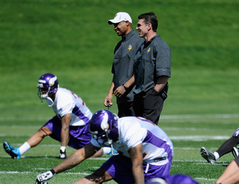 Spielman has the Minnesota Roster headed in the right direction