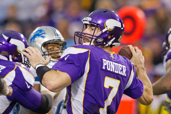 Ponder just might be the long-term answer at QB