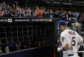 David Wright is a fan favorite, and the face of the Mets. Keepin him in Queens will go a long way towards keeping Mets' fans happy.