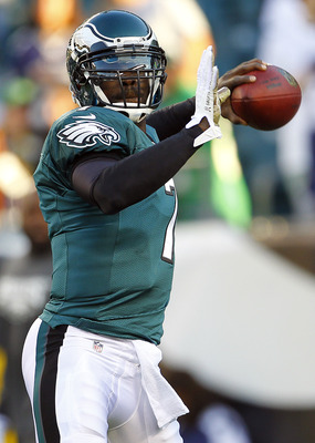 Michael Vick May Have Played His Last Game as an Eagle