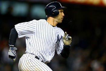 Including the playoffs, Ibanez launched 22 home runs last season.