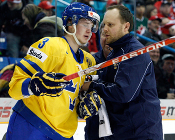 Ekman-Larsson has played for the Swedish National Team since he was a junior.