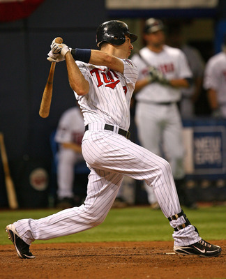 Joe Mauer was named the 2009 AL MVP.