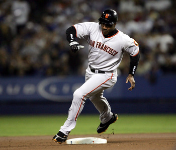 Barry Bonds was named the 2004 NL MVP.