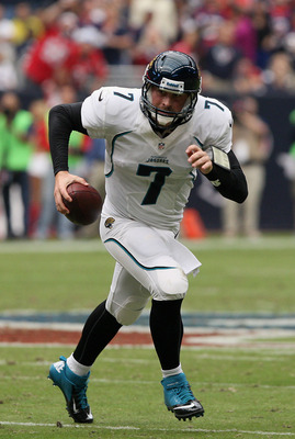 Chad Henne, QB, Jacksonville Jaguars