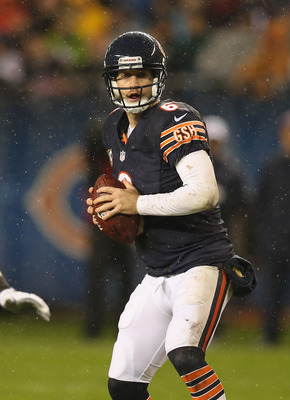 Monday night showed just how valuable Cutler is to the Bears