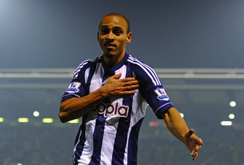 Sometimes things just fit: Pete Odemwingie & West Bromwich Albion