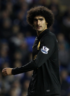 Fellaini - Bright future awaits