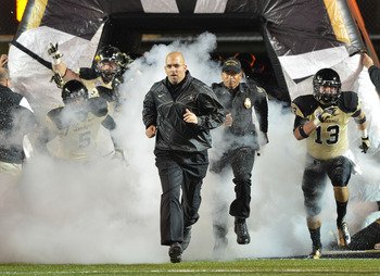 Vanderbilt head coach James Franklin