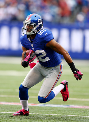 Rueben Randle shaking and baking.
