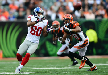 Victor Cruz has put up some amazing stats for being an undrafted free agent.