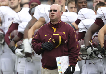 Led by head coach Jerry Kill, the Gophers are bowl-eligible this season.