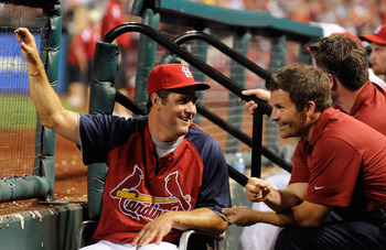 Lance Berkman was on the bench frequently in 2012, playingin just 32 games last season.