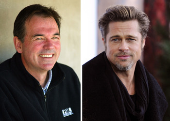 Billy Beane, played by Brad Pitt in 'Moneyball,' tried to trade for Kevin Youkilis.