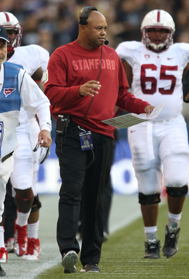 Shaw could be the next Stanford coach to leave for the NFL.