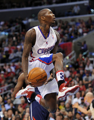 Jamal Crawford is running away as Sixth Man of the Year.