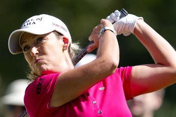 Cristie Kerr has matured into one of the LPGA's best.
