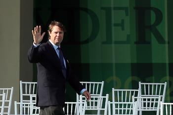 Paul Azinger has no fear of speaking his mind.