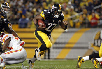 Jonathan Dwyer has been a revelation at running back in Pittsburgh.