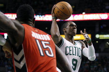 What are the chances that Rondo passes this ball?
