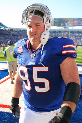 Kyle Williams knows how to rally the troops.
