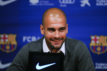 Pep: Hesitant to sign up