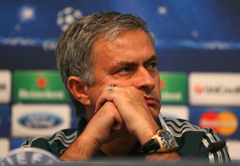 Mourinho and Chelsea: Unloved, but perfect for each other