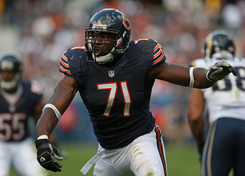 Israel Idonije should have a couple quality seasons left in him.