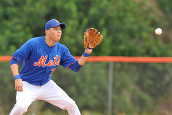 Bleacher Report's Mike Rosenbaum considers Wilmer Flores New York's No. 2 prospect.