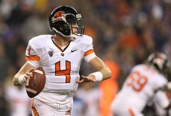 Mannion against Washington, Oct. 27.