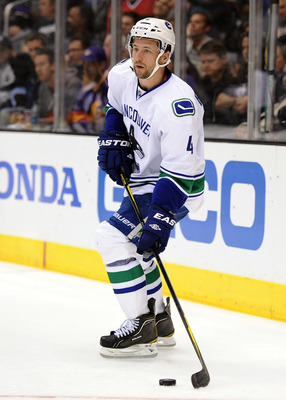 Could the Canucks part ways with Ballard? Probably.