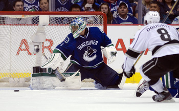 The Canucks should rightfully have a high price for Luongo on the trade market. It could be so high that amnesty is the best way out for both parties.